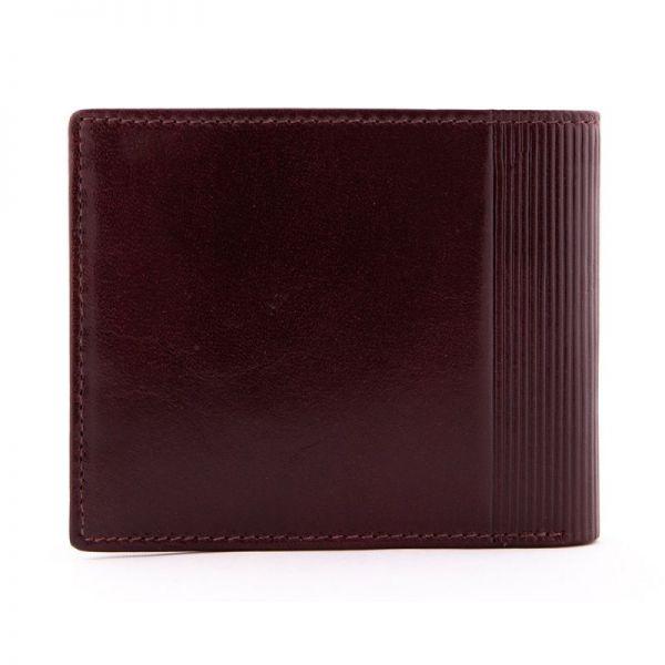 Мъжки портфейл с монетник Cross Vachetta Spine, кафяв