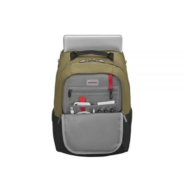 "Раница за 16"" лаптоп Wenger Chasma Navy, 21 литра"