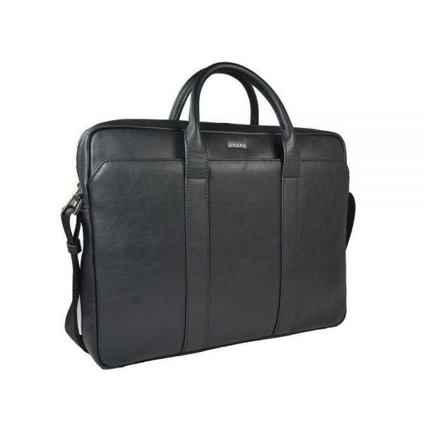 Мъжка чанта Cross Insignia, Slim Briefcase, Black