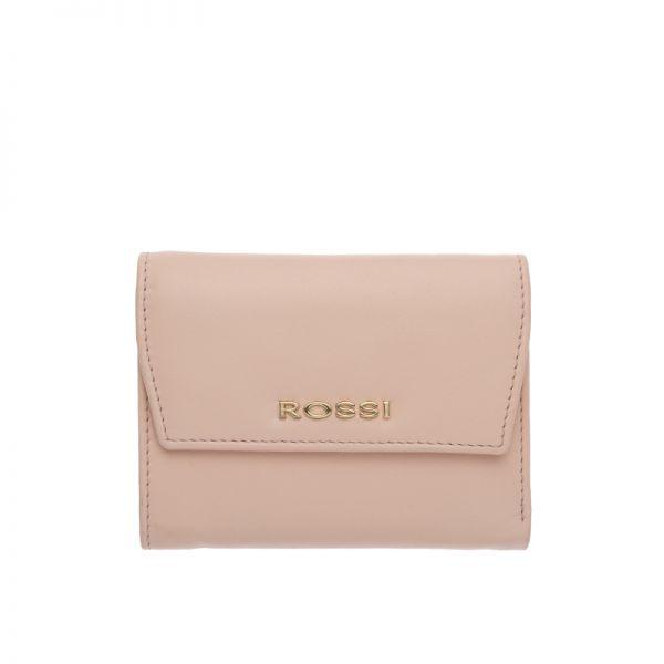 Дамски портфейл в лилаво ROSSI