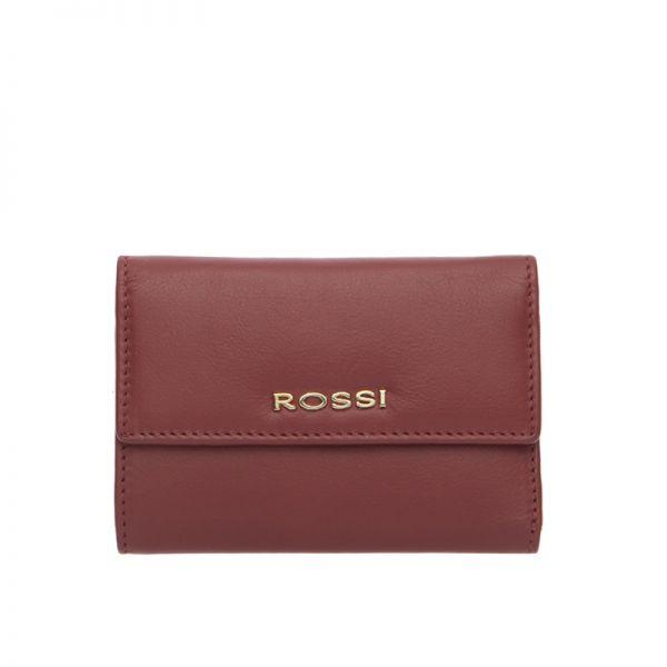 Дамско портмоне в лилаво ROSSI