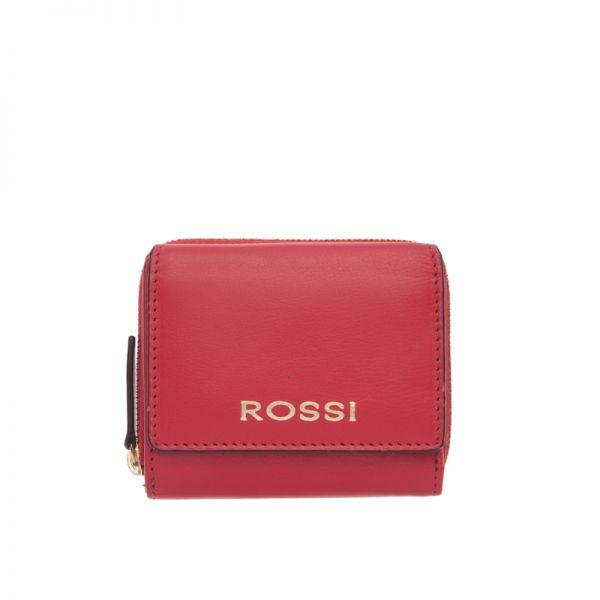 Дамско портмоне ROSSI, в черно