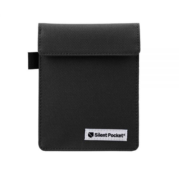 Калъф/протектор за автомобилен ключ (за автомобили с безключово запалване) Silent Pocket, СИВ