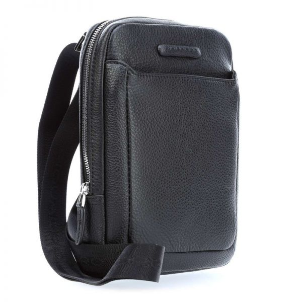 Вертикална чантичка за рамо Piquadro Modus