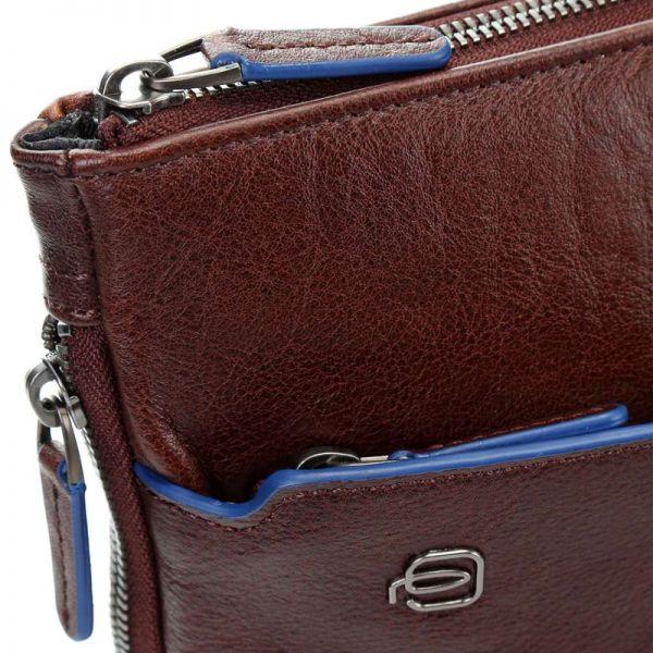 Елеганта бизнес чанта за документи Piquadro с разширение