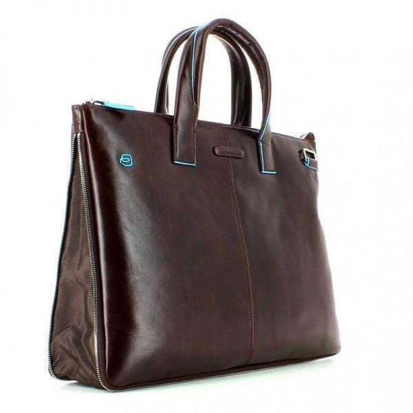 Елегантна бизнес чанта за лаптоп Piquadro