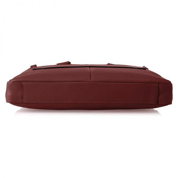 Тънка бизнес чанта  Piquadro със сменяеми дръжки