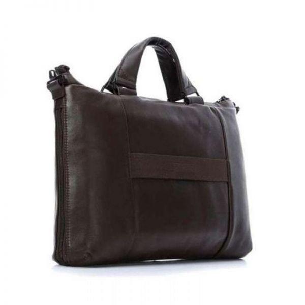 Чанта за документи Piquadro с разширение