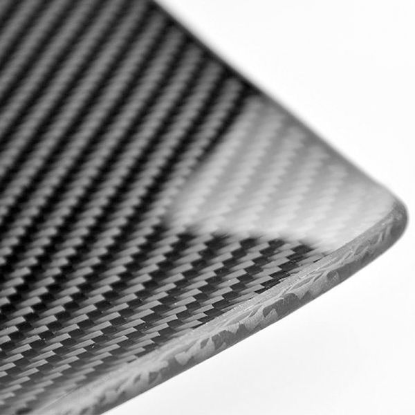 Mасивен карбонов поднос за кафе Carbon Touch