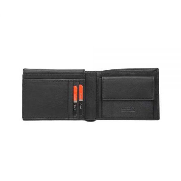 Стилен мъжки портфейл Pierre Cardin, естествена кожа