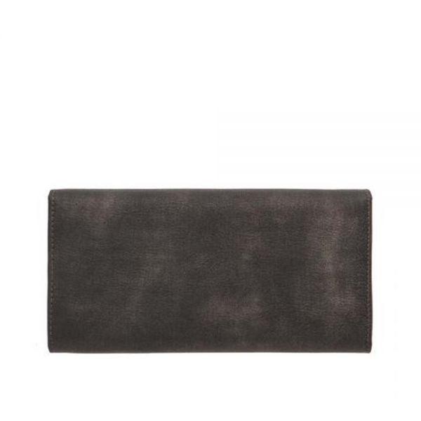 Дамскo портмоне Pierre Cardin, червено с механизъм