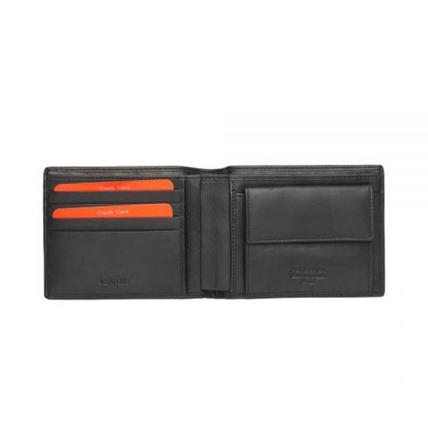 Стилен сет от портфейл и колан -125 см Pierre Cardin