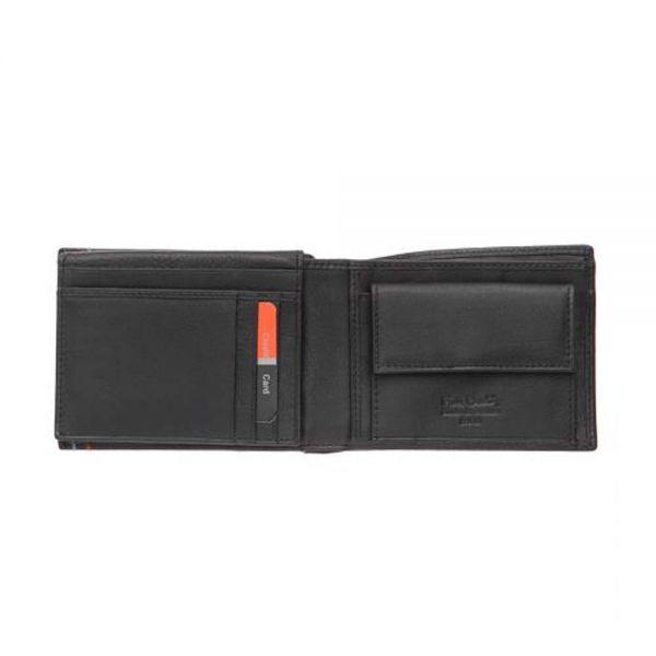 Луксозен мъжки комплект Pierre Cardin - портфейл и колан