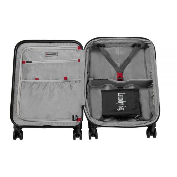 Куфар Wenger Lumen Hardside Luggage 20'' Carry-On Blush, 32 литра, розов