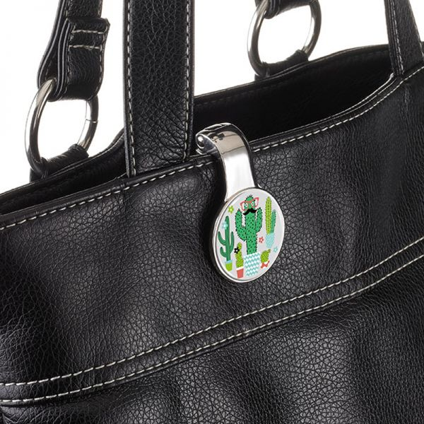 Закачалка за чанта TROIKA - KALEIDOSCOPE