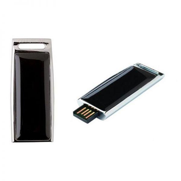 USB ключодържател Cerruti 1881 Zoom Black 16GB