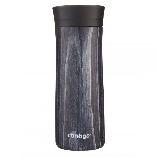 Термочаша от неръждаема стомана CONTIGO - Pinnacle Couture Blue Slate
