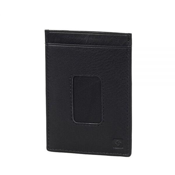 Калъф за карти Samsonite, черен