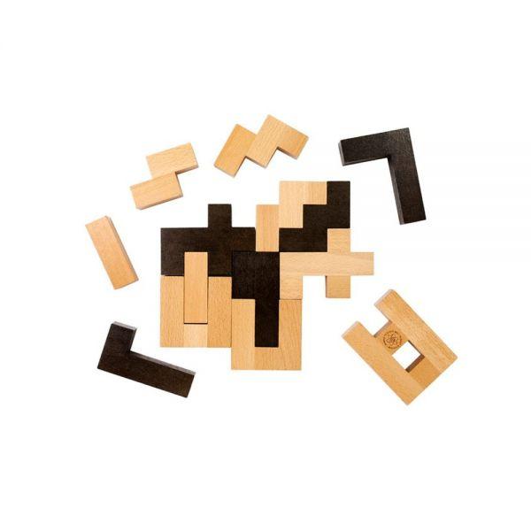 Комплект 3D пъзели Professor Puzzle: House Riddle