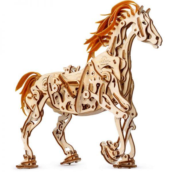 Механичен 3D пъзел - Механичен кон