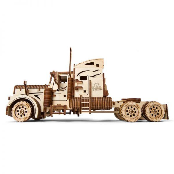 Механичен 3D пъзел - Камион Heavy Boy VM