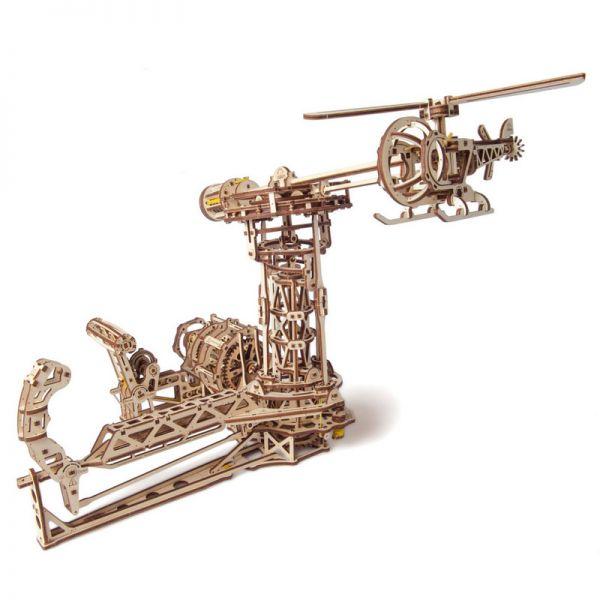 Механичен 3D пъзел - Авиатор