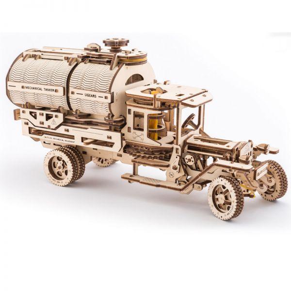 Механичен 3D пъзел - Камион-Цистерна