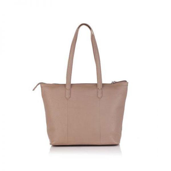 Дамска чанта ROSSI, наситено червена