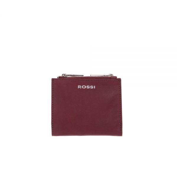 Розово дамско портмоне ROSSI