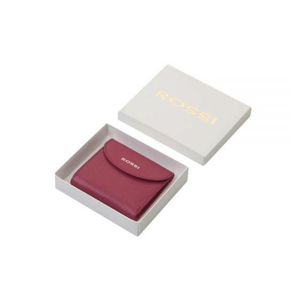 Дамско портмоне ROSSI, червен