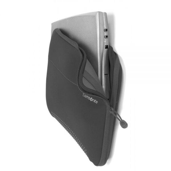 Черен калъф Samsonite за 18.4 инчов лаптоп Aramon