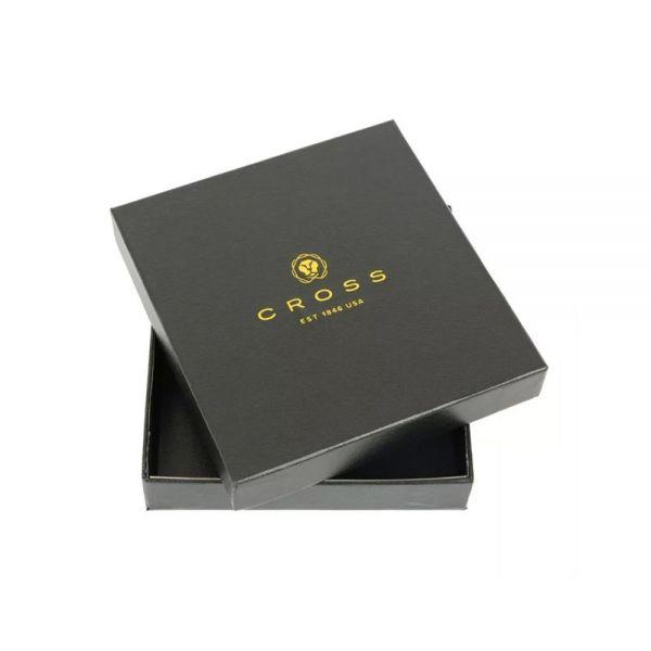 Дамски портфейл Cross, колекция Origami, черен