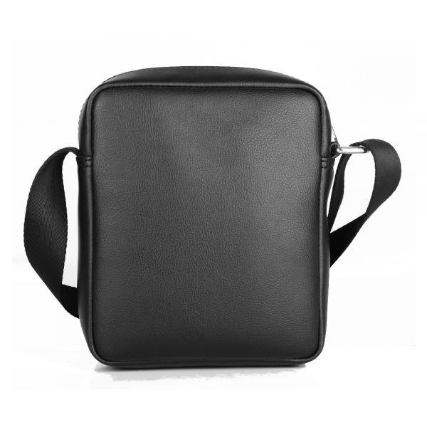 Голяма мъжка чанта за рамо Cross Concordia, черна