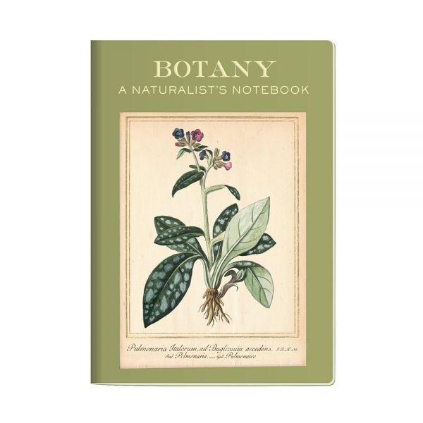 Тефтер The Unemployed Philosophers Guild - Ботаника, джобен