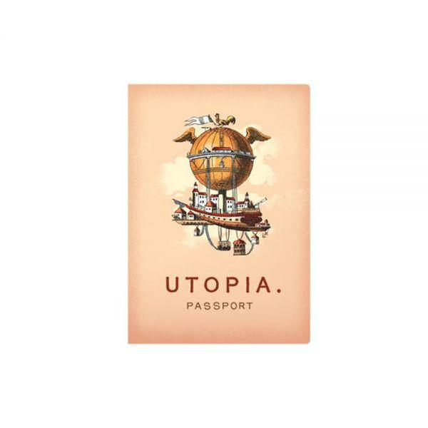 Тефтер The Unemployed Philosophers Guild - Утопия, джобен