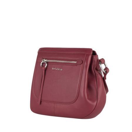 Дамска чанта Rossi - бордо