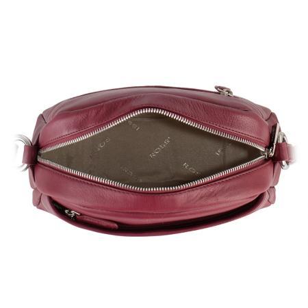Дамска чанта Rossi, малка, бордо
