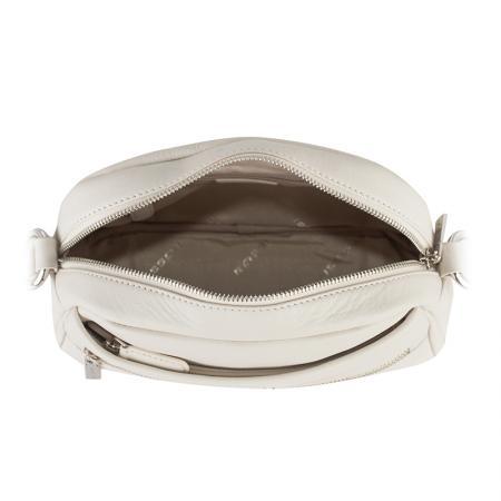Дамска чанта Rossi, малка, бяла