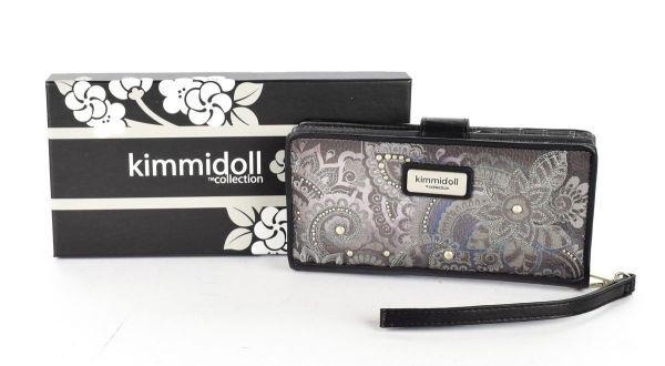 Дамско портмоне Kimmidoll - Mie, графит