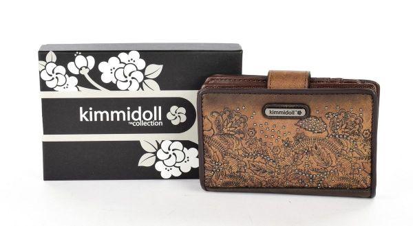 Дамско портмоне Kimmidoll - Natsuki, кафяво