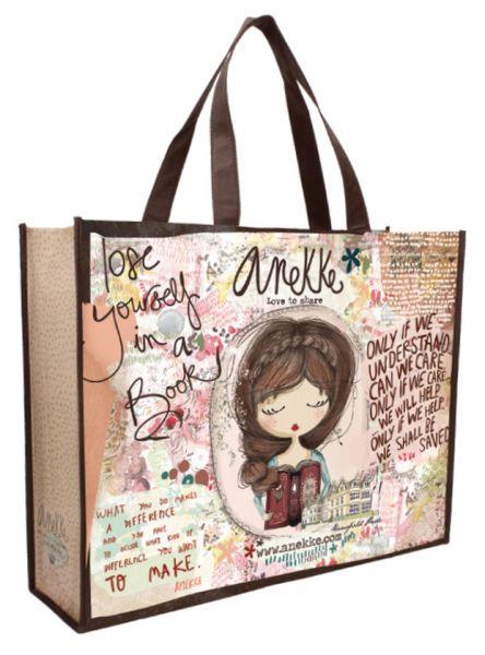 Чанта за пазар подарък Anekke 30700SHO