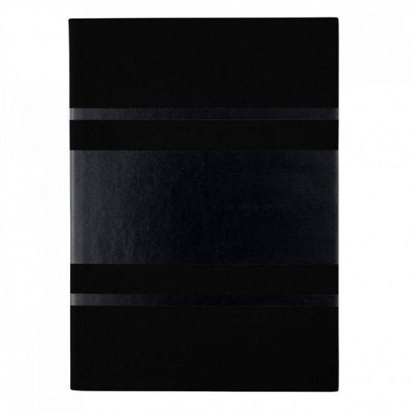 Тефтер Hugo Boss A5 Gear Matrix Black