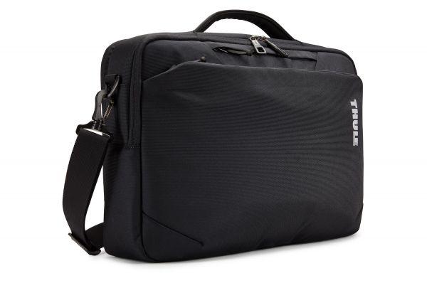 """Чанта за лаптоп Thule - Subterra, до 15.6"""", водоустойчива, черна"""