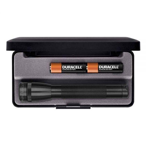 Mini MAGLITE фенер с две батерии AA