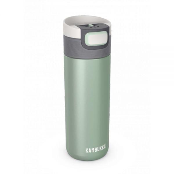 Термочаша от неръждаема стомана Kambukka Etna с термокапак 3 в 1 Snapclean®, 500 мл
